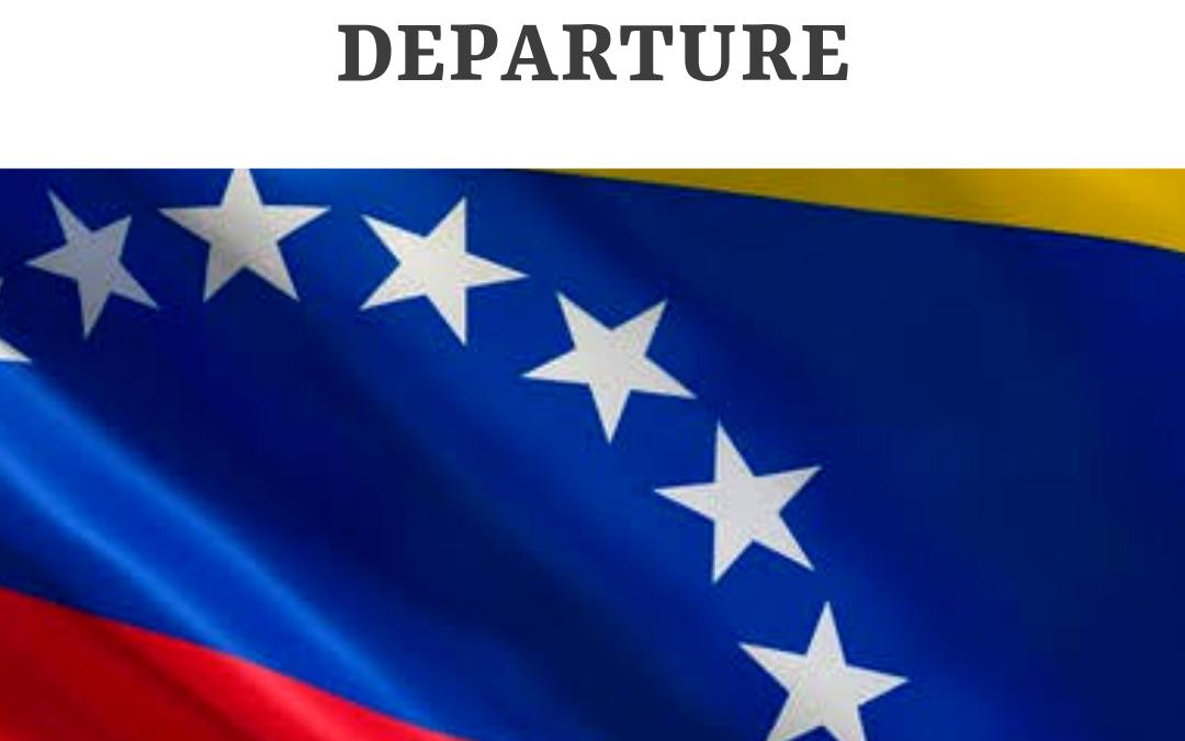 WTF is DED?  DEFERRED ENFORCED DEPARTURE IS A HALF MEASURE FOR DESPERATE VENEZUELAN NATIONALS