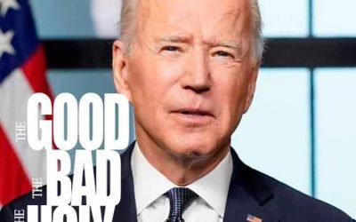 The Good, the Bad, and the Ugly: Biden's First Months in Office