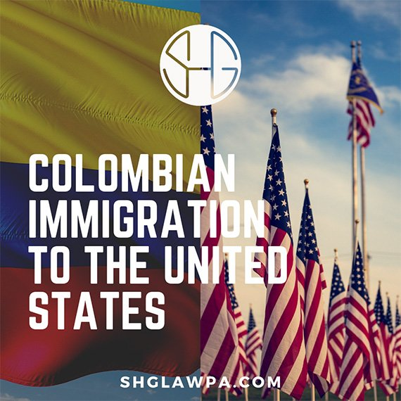 Colombian Immigration to the United States