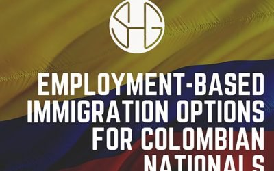 Employment-Based Immigration Options for Colombian Nationals