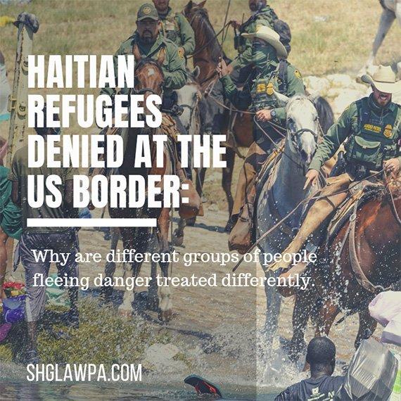 haitian refugees afghani